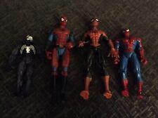 Spiderman Figure Lot Marvel