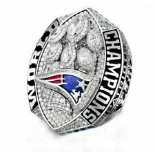 2019 New England Patriots Championship Ring  -----