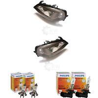 Halogen Scheinwerfer Set OPEL ASTRA G Bj. 02/98-01/05 H7/HB3 mit Blinker 1368920