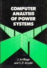 Computer Analysis of Power Systems by Jos Arrillaga and C. P. Arnold (1991,...