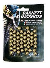 Barnett acciaio .380 SLINGSHOT AMMO Catapulta Cuscinetti A Sfera Confezione Da 50