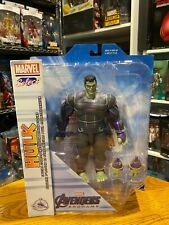 Diamond Select Marvel Comics Avengers Endgame Smart Hulk Figure Disney Exclusive