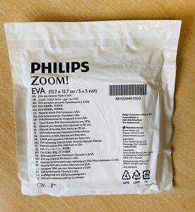 "Phillips Zoom Whitening EVA Trays Material 24 Sheet  5""x5"" (Gel Available)✅"