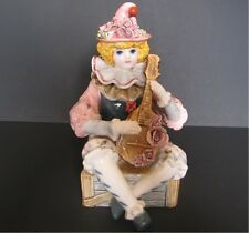 San Francisco Music Box Co. Clown Yamada, 1993 I'd Like To Teach The World.548
