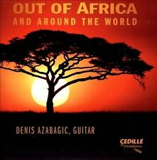 Out of Africa & Around the World, New Music
