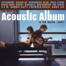 Best Acoustic Album in the World by Various Artists (CD, Sep-2005, Liberty...