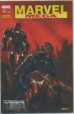 Marvel Mega #19 VARIANT French Euro GABRIELE DELL'OTTO Secret War Iron Man NM