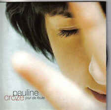 Pauline Croze-Jour De Foule Promo cd single
