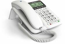 BT Decor 2600 Advanced Call Blocker Home/ Office Corded Telephone + Answer Machn