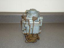 Rebuilt Stromberg Aerotype 2-Barrel Carburetor 6-107 1951 Studebaker Commander