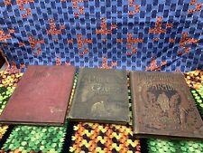 DANTE'S INFERNO Gustave Dore Illustrations Book Lot Purgatory Paradise Bible