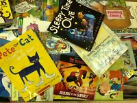 Story Time Bundle / Lot of 20 Story Books for toddlers young children kids