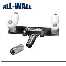 Columbia Drywall Outside Bullnose Corner Bead Roller w/Free Coarse Thread Adapt.
