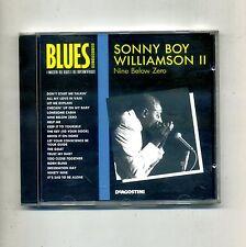 BLUES # Sonny Boy Williamson II # De Agostini 1992 # CD