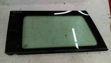 2007 MINI COOPER R56 WINDOW GLASS REAR LEFT QUARTER DRIVER SIDE OEM