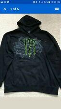Monster Energy Hoodie 2xl