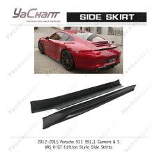 Carbon Wing For 12-15 Porsche 911 991.1 Carrera /&S /&4 /&4S VRS V-GT Trunk Spoiler