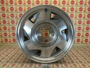 "94 95 96 97 GMC SONOMA BLAZER ALUMINUM 6-SPOKE WHEEL RIM 15"" 15X7 9591895 OEM"