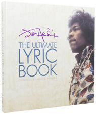 Janie L HENDRIX / Jimi Hendrix The Ultimate Lyric Book Signed 1st Edition
