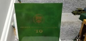 Bureau Engraving Print BEP 1995 1999 $10 Historical Portfolio Series Limited