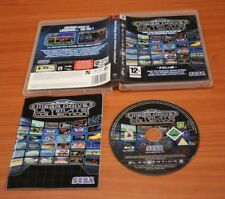 JEU SONY PS 3   mega drive ultimate collection complet