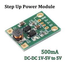 Adjustable DC-DC 1V-5V To 5V 500mA Boost Power Converter Step Up Supply Module