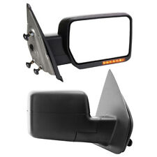 New Passenger/Right Side Manual Non-Heated Door Mirror for Ford F-150 2004-2014