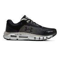 Men's Under Armour UA HOVR Infinite Running Shoe - Black/Pitch Grey 3021395-004