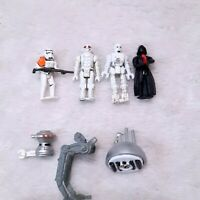 Micro Machines Star Wars Action Fleet figurines Darth Vader Storm Trooper Droids