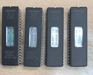 1PCS New AMD AM27C400-120DC Encapsulation:DIP-40 UV EPROM 27C400