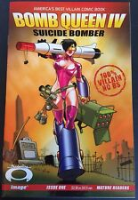 Bomb Queen Iv Suicide Bomber #1 Nm 1st Print 2007 Image Comics Jimmie Robinson