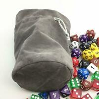 Dice Bag Jewelry Packing Velvet Bag Drawstring Bags For Boardame Hot CL