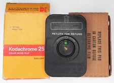Kodachrome 15M Daylight 25 16mm Color Movie Film
