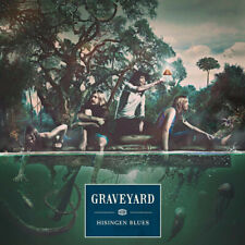Graveyard - Hisingen Blues Black Vinyl LP Repress 2017 NEU/OVP