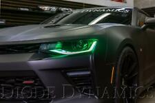 RGBWA Upper DRL LED Boards for 2016-2018 Chevrolet Camaro Diode Dynamics