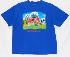 """Mickey Mouse and Friends Walt Disney World """"100 Years of Magic"""" T-Shirt Boys XL"""
