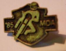 HARLEY DAVIDSON MOTORCYCLE 1985 MDA TACK HAT PIN
