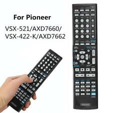 Remote Control For Pioneer VSX-521/AXD7660/VSX-422-K/AXD7662 AV Receiver Black