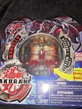 Bakugan Bakutin~PYRUS~SEALED NEW~ Retired Infinity MIB Red Brawlers~Collectible