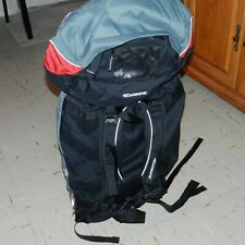 New Ozone Easy Bag Stuff Sack Paragliding Back Pack Black/Gray/Red