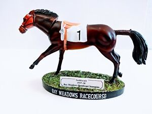 New Seabiscuit Bobble Head from Bay Meadows Racecourse 1937-38 Champion