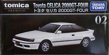 Takara Tomy TOMICA PREMIUM 02 Toyota Celica 2000GT4 1:60 DIECAST CAR MODEL NEW