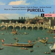 Taverner Choir - Purcell  Music for pleasure and devotion [CD]
