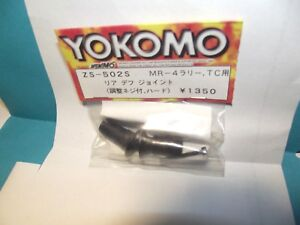 Yokomo Mr4 Rear Hard Drive Diff Halves Zs 502s