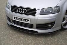 Frontspoilerschwert Carbon K-Line Kerscher Audi A3 8P