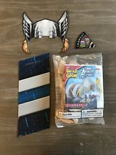 Lowes Build and Grow 2015 Avengers Thor Chariot KIT & PATCH Set