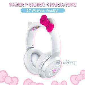 Razer x Sanrio Hello Kitty Limited Edition BT Wireless Headset RGB Kraken