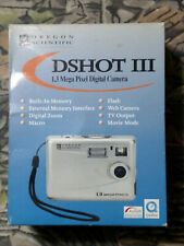 Oregon Scientific 1.3 Mega Pixels Digital Camera  DS6888A Original Box