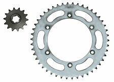 Cagiva WMX250 sprocket set, front & rear, good quality 14/46 (89-92) 520 pitch