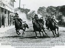 JAMES STACY KEACH  ROBERT CARRADINE THE LONG RIDERS 1980 VINTAGE PHOTO #2